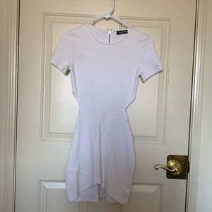 FashionNova XS white dress